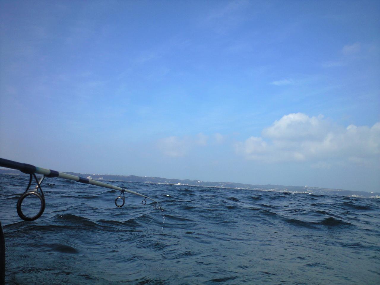 10漁目眴【20090829】沖へ眴